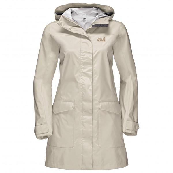 Jack Wolfskin - Women's Crosstown Raincoat - Lang jakke