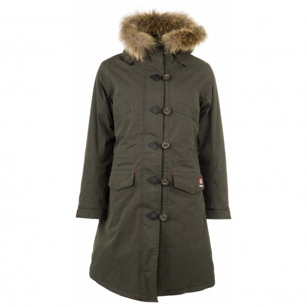 66 North - Women's Snaefell Parka Real Fur - Mantel