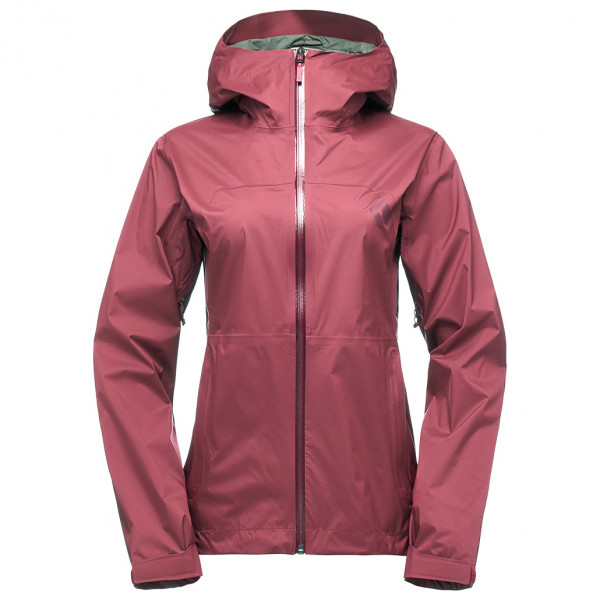 Black Diamond - Women's Stormline Stretch Rain Shell - Regenjack