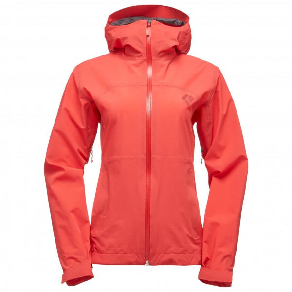Black Diamond - Women's Stormline Stretch Rain Shell - Waterproof jacket