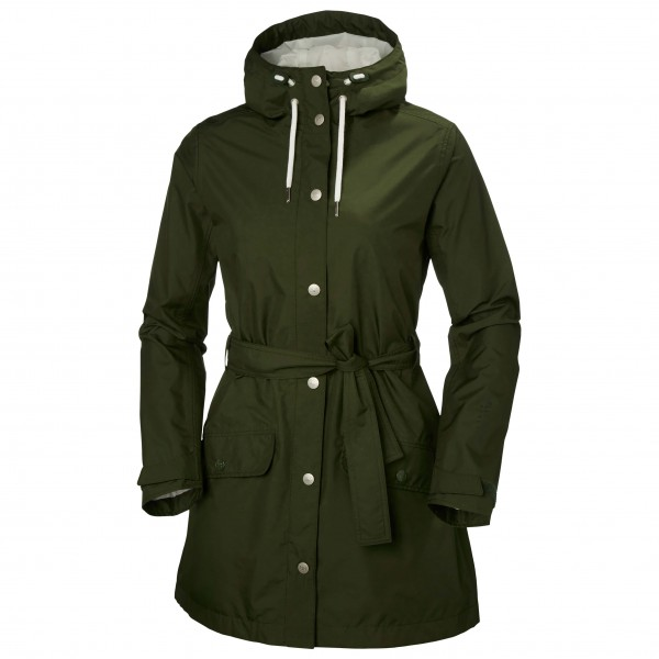 Helly Hansen - Women's Lyness Coat - Långjacka