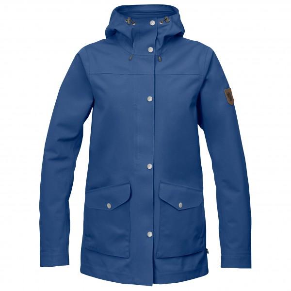 Fjällräven - Women's Greenland Eco-Shell Jacket - Regenjacke