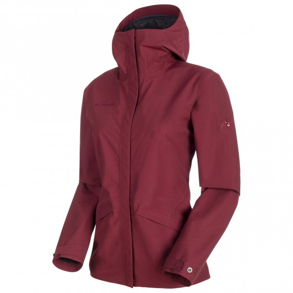 Mammut - Chamuera HS Hooded Jacket Women - Waterproof jacket