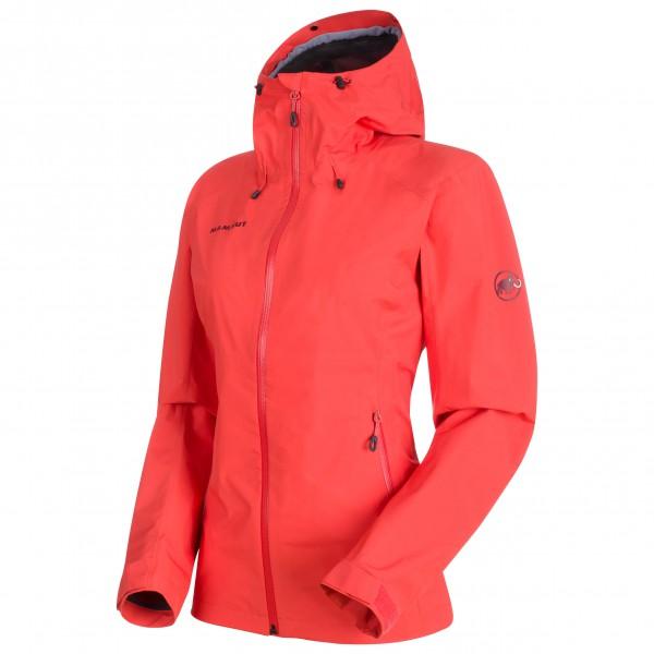 Mammut - Convey Tour HS Hooded Jacket Women - Regnjakke
