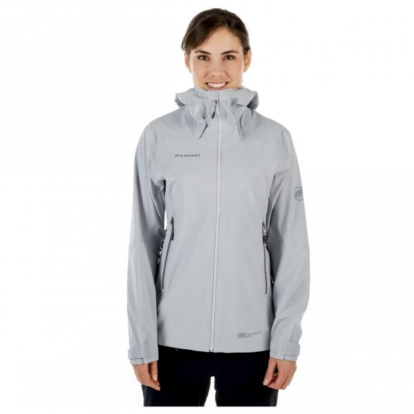 Mammut - Masao Light HS Hooded Jacket Women - Regnjakke