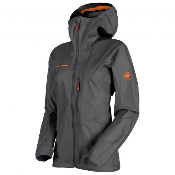Mammut - Nordwand Light HS Hooded Jacket Women - Regnjacka