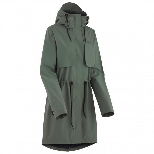 Kari Traa - Women's Gjerald L Jacket - Mantel