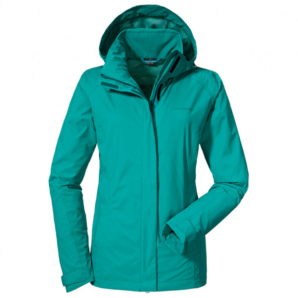 Schöffel - Women's Jacket Easy L 3 - Chaqueta impermeable