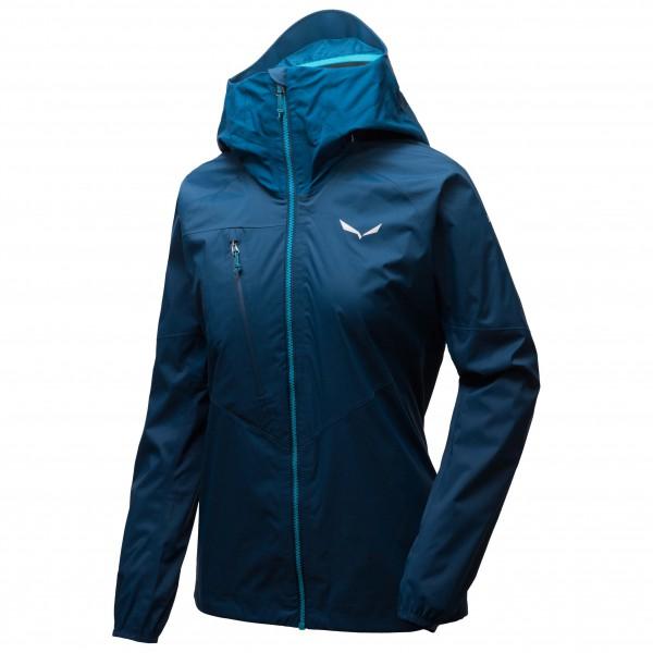 Salewa - Women's Agner Cordura 2 PTX 2.5L Jacket - Regnjacka