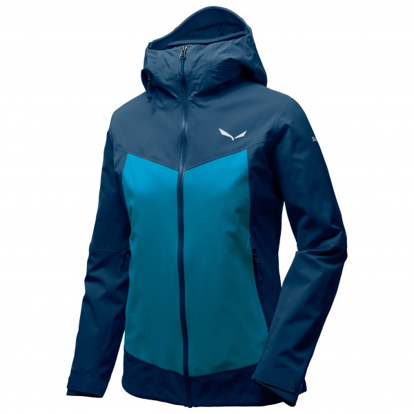 Salewa - Women's Ortles PTX 3L Stretch Jacket - Chaqueta impermeable