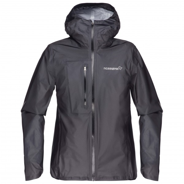 Norrøna - Women's Bitihorn Ultra Light Dri3 Jacket - Regnjakke