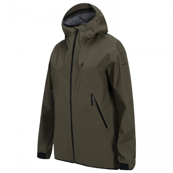 Peak Performance - Women's Prime Jacket - Regnjakke