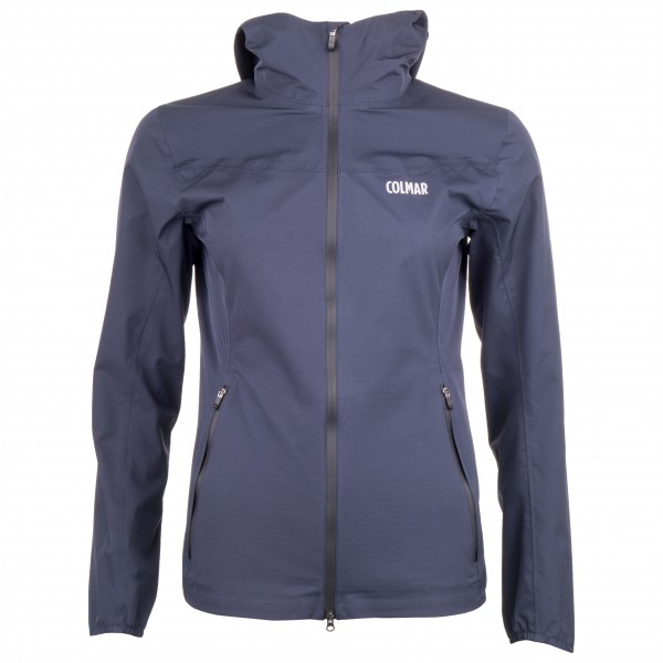 Colmar Active - Women's Hooded Stretch 2,5L Jacket - Regnjacka