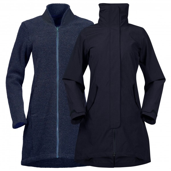 Bergans - Women's Oslo 3In1 Coat - Mantel