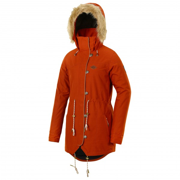 Picture - Women's Katniss Jacket - Mantel