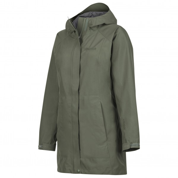 Marmot - Women's Essential Jacket - Pitkä takki