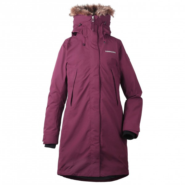 Didriksons - Women's Nadine Parka - Cappotto