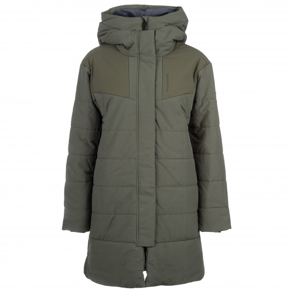 Didriksons - Women's Pysen Padded Parka - Jas