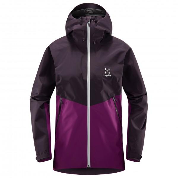 Haglöfs - Women's Merak Jacket - Regnjacka