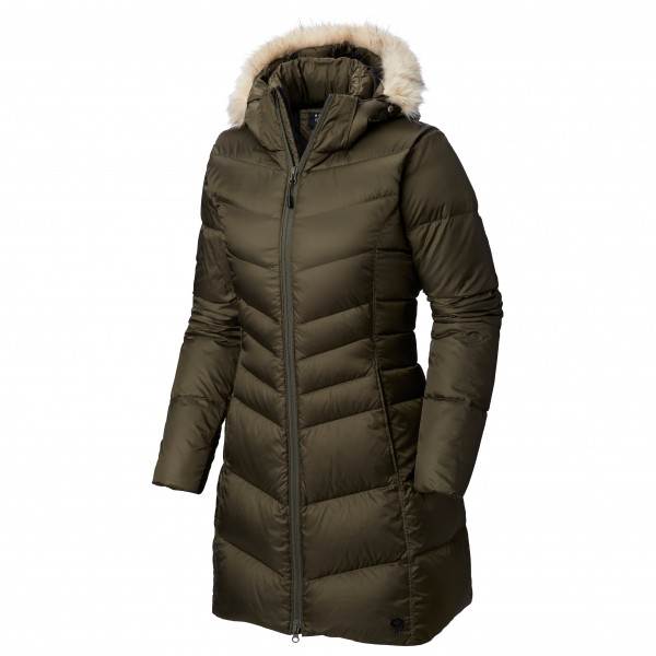 Mountain Hardwear - Women's Downtown Coat - Lang jakke