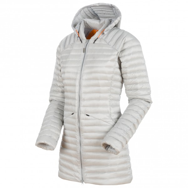 Mammut - Women's Alvra Light In Hooded Parka - Långjacka