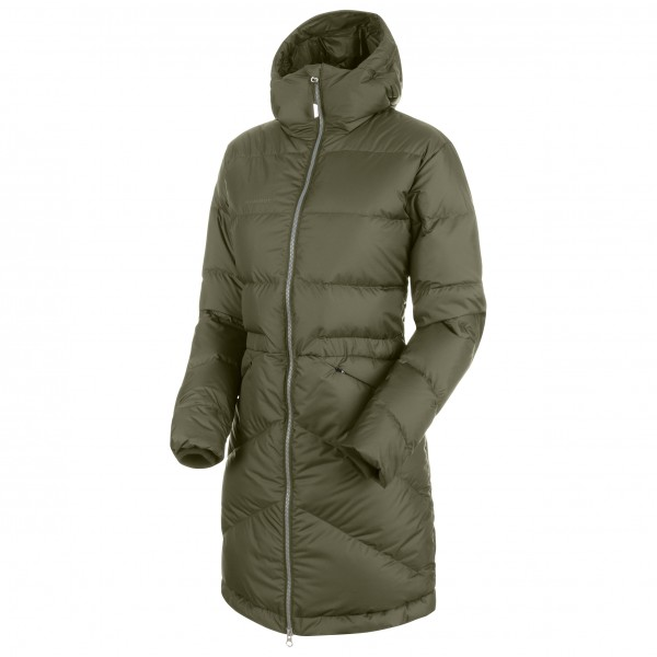 Mammut - Women's Fedoz In Hooded Parka - Manteau