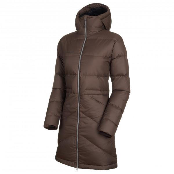Mammut - Women's Fedoz In Hooded Parka - Pitkä takki