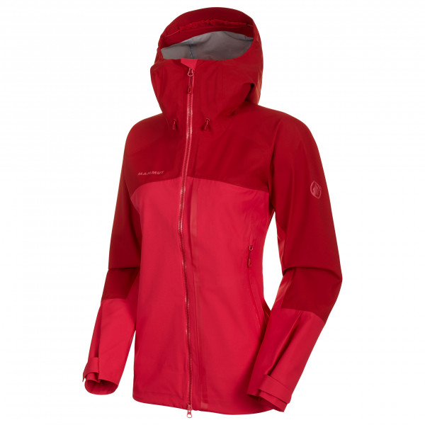 Mammut - Women's Masao HS Hooded Jacket - Hardshelljacke