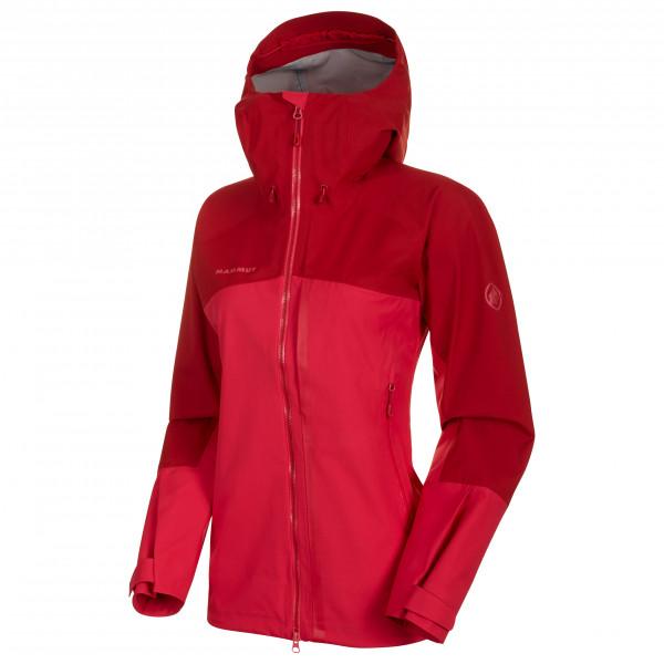 Mammut - Women's Masao HS Hooded Jacket - Regenjack