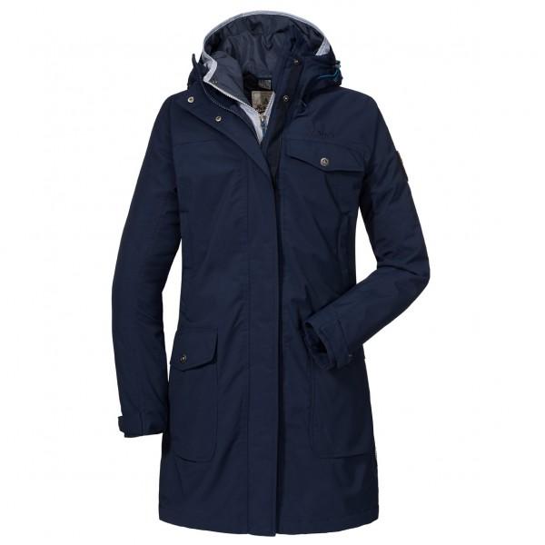 Schöffel - Women's 3in1 Jacket Storm Range L - Lang jakke