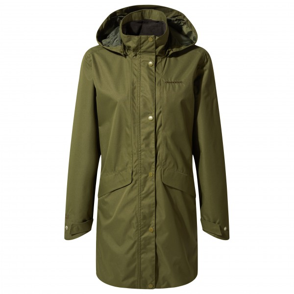 Craghoppers - Women's Aird Jacket - Långjacka