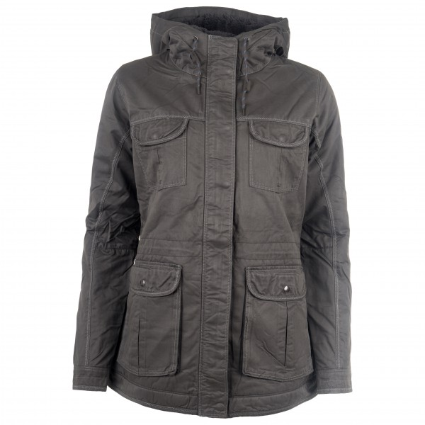 Kühl - Women's Fleece Lined Luna Jacket - Långjacka