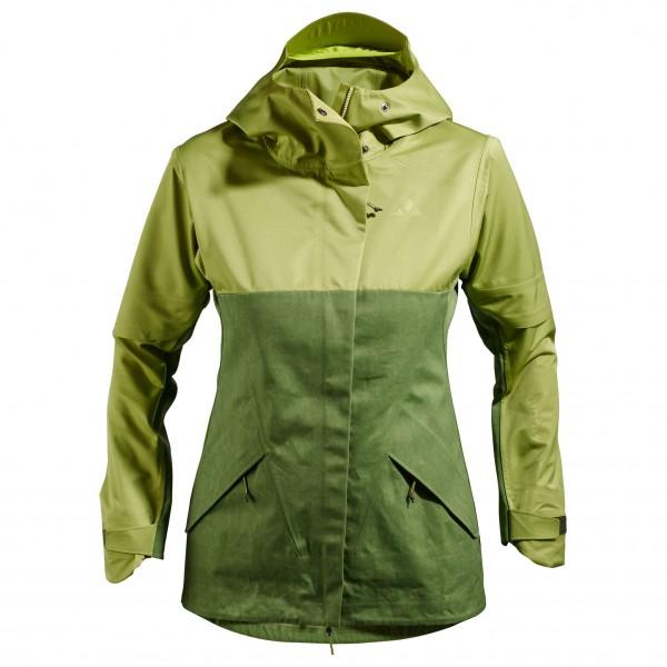 Vaude - Women's Green Core 3L Jacket - Waterproof jacket
