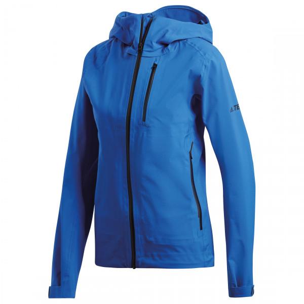 adidas - Women's Parley 3L Jacket - Regnjakke