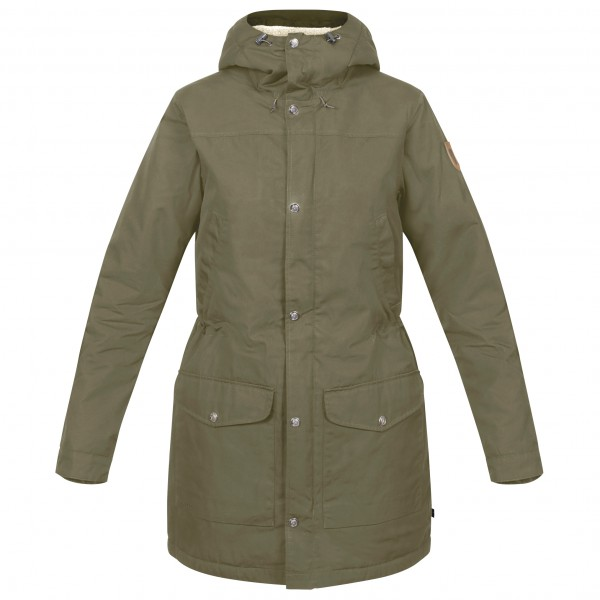 Fjällräven - Women's Greenland Winter Parka - Mantel