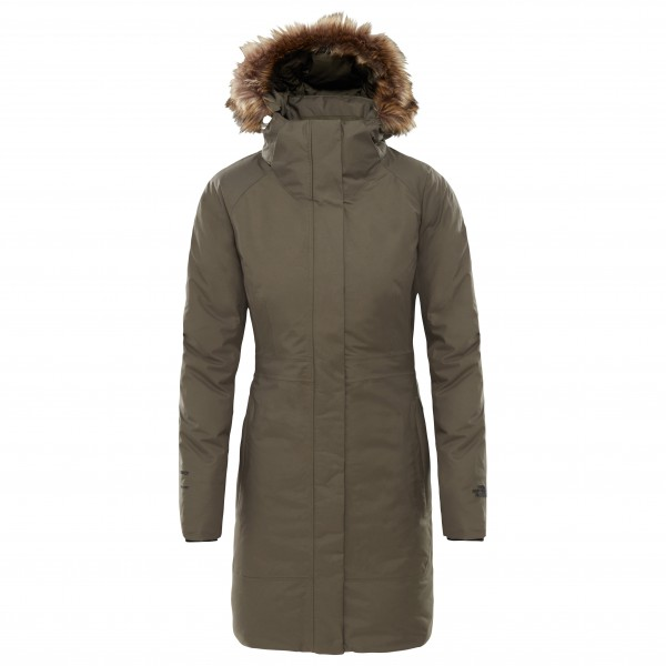The North Face - Women's Arctic Parka II - Mantel