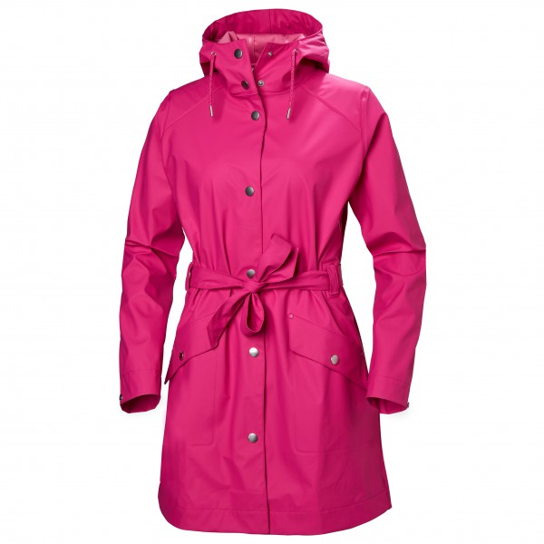 Helly Hansen - Women's Kirkwall II Raincoat - Långjacka