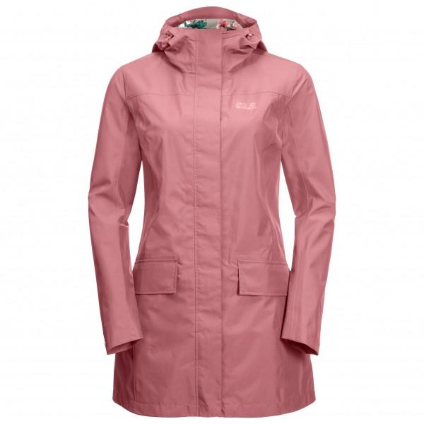 Jack Wolfskin - Women's Cape York Coat - Lang jakke