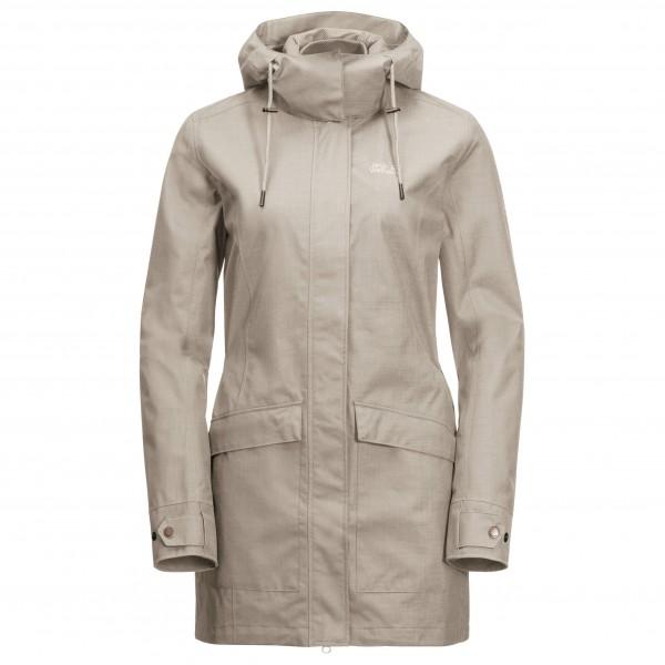 Jack Wolfskin - Women's Rocky River Coat - Lange jas