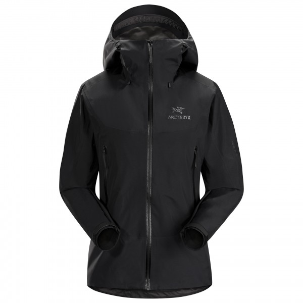 Arc'teryx Beta SL Hybrid Jacket Regenjacke Damen | Review