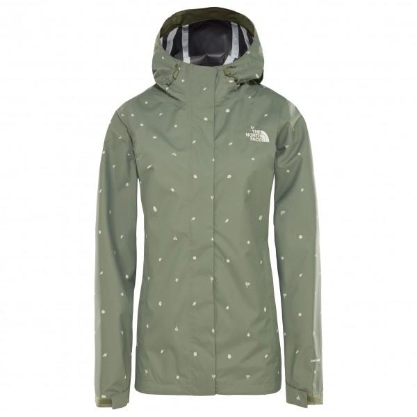 fd7066bb1 The North Face - Women's Print Venture Jacket - Veste imperméable - Four  Leaf Clover Outdoor Print   S
