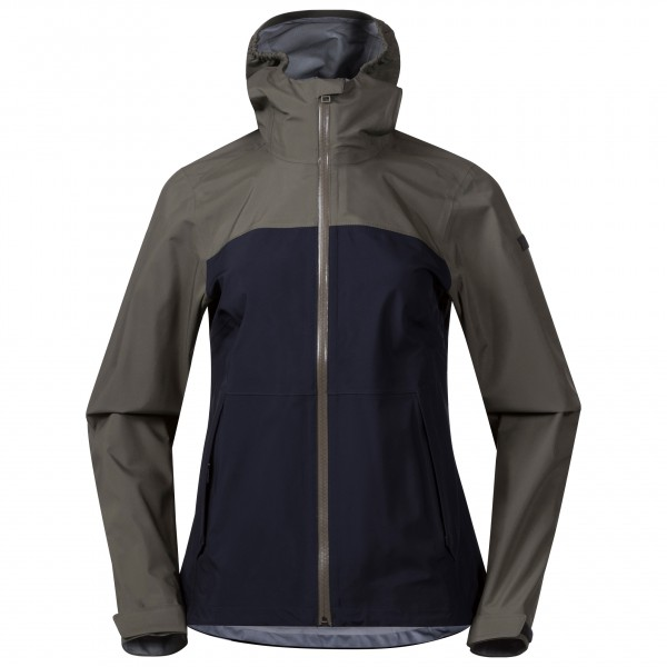Bergans - Women's Oslo 3L Light Jacket - Regnjakke