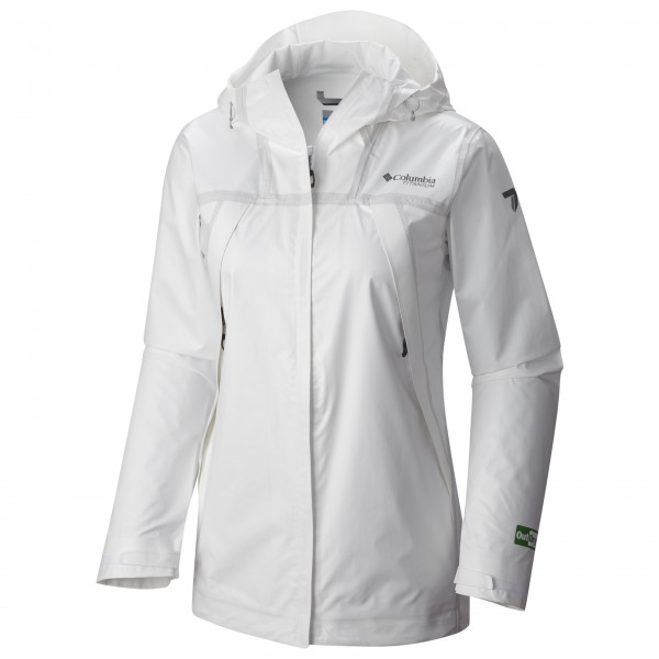 Columbia - Women's Outdry Ex Eco Tech Shell - Regenjack