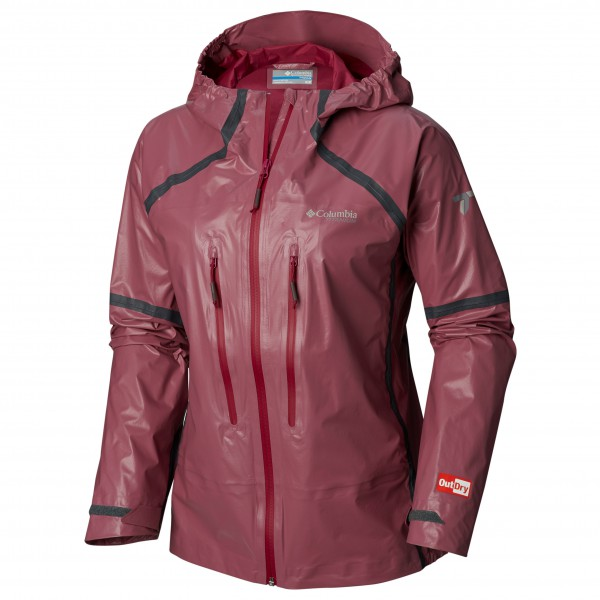 Columbia - Women's Outdry Ex Featherweight Shell - Waterproof jacket