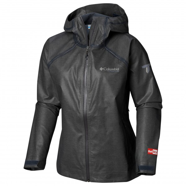 Columbia - Women's Outdry Ex Reign Jacket - Veste imperméable