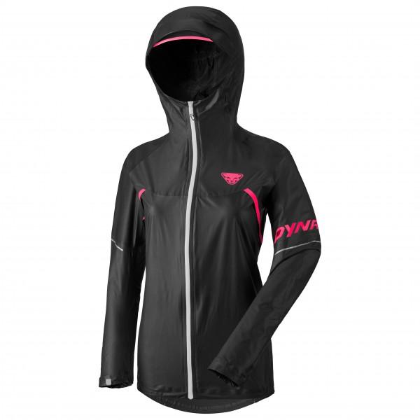 Dynafit - Women's Glockner Ultra Shakedry Jacket - Regnjakke