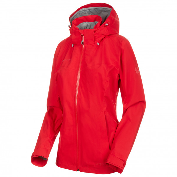 Mammut - Women's Ayako Tour HS Hooded Jacket - Regenjacke