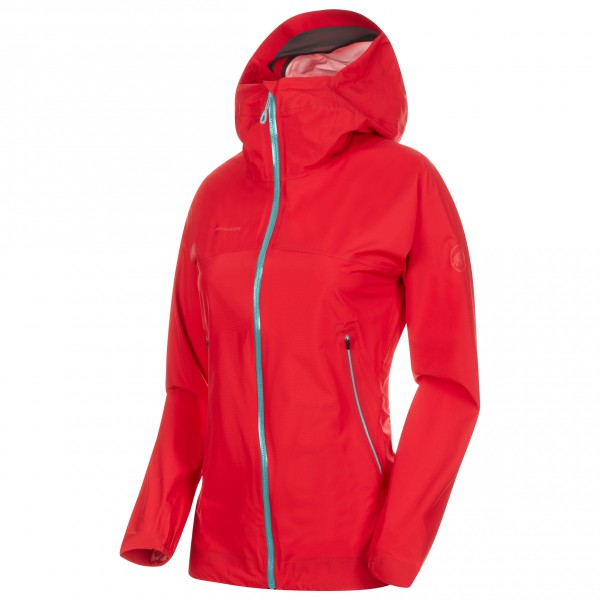 Mammut - Women's Masao Light HS Hooded Jacket - Chaqueta impermeable