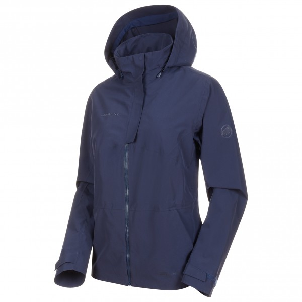 Mammut - Women's Trovat HS Hooded Jacket - Regnjacka