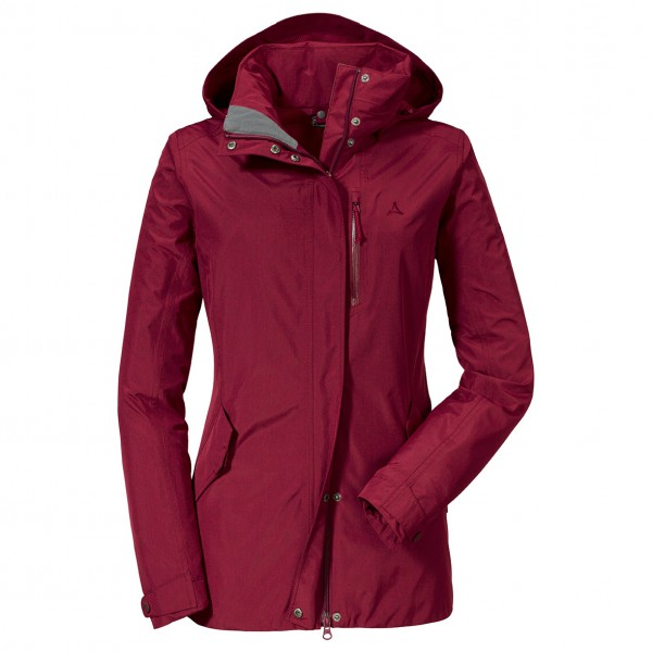 Schöffel - Women's Zipin! Jacket Fontanella2 - Regenjacke